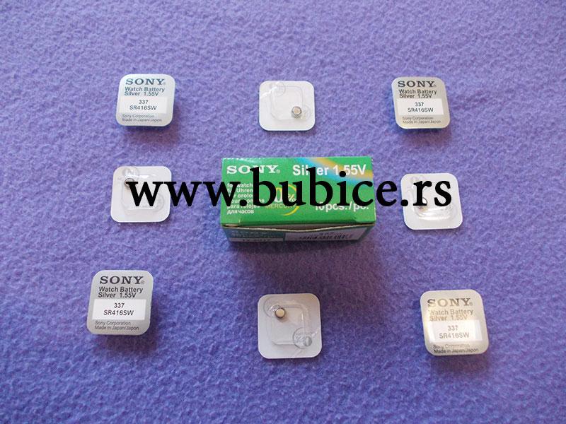 baterije za bubice sony